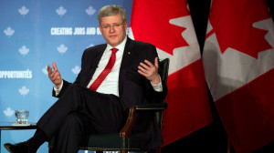 Go Habs Go: Even Leafs fan Harper backing team in its Stanley Cup ...