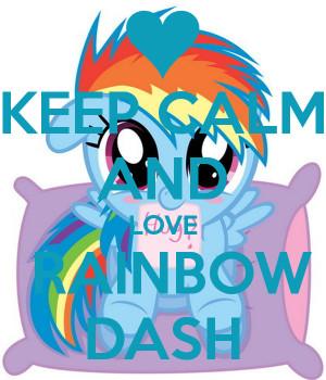 Cool Rainbow Dash Wallpaper