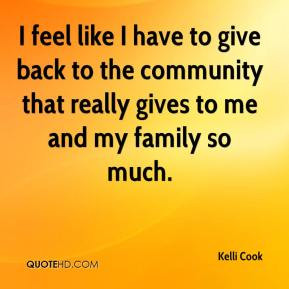 Give Back To The Community Quotes Give back to the community