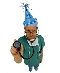 Doctor Happy Birthday