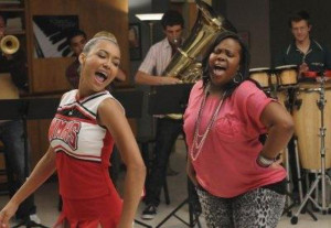 Photo de Glee saison 2 : toutes les photos de l'épisode 4, Duets