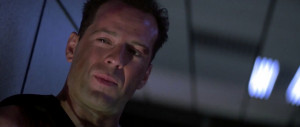 Bruce Willis Die Hard 1988