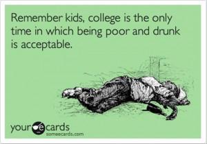 funniest college quotes, funny college quotes