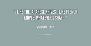 knives quotes