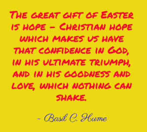 Easter Quotes Christian The-great-gift-of-easter-is-
