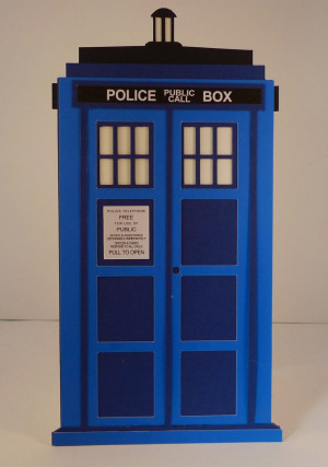 Displaying 16> Images For - Doctor Who Happy Birthday Card...
