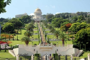 Israel Bahai Gardens