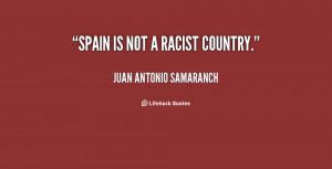 Quotes by Juan Antonio Samaranch