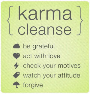 inspiration, karma, life, quote, text
