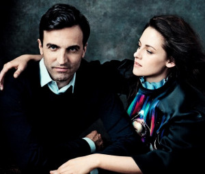 Kristen Talks Nicolas Ghesquière's Balenciaga Departure With 032c ...