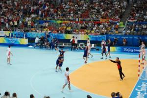 Photo Handball France Croatie Mes Plus Belles Images Des Jeux