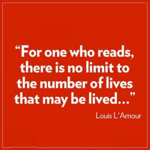 Louis L'Amour Quotes (Images)