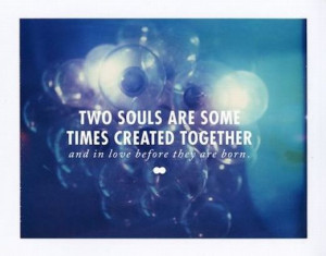 soulmate quotes love connections