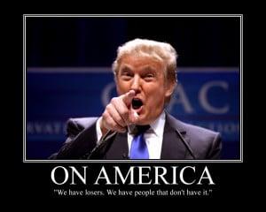 Donald Trump on Mexican immigrants