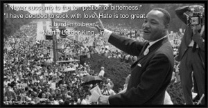 Dr. Martin Luther King Jr: Thank You