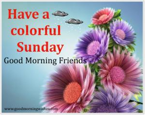 Happy Sunday , Sunday morning Wishes, Quotes, I love sunday morning ...