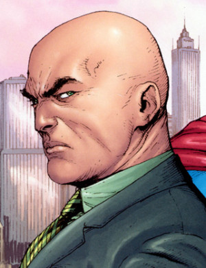 Lex Luthor – Crazy Bald Guy Trying to Kill Superman