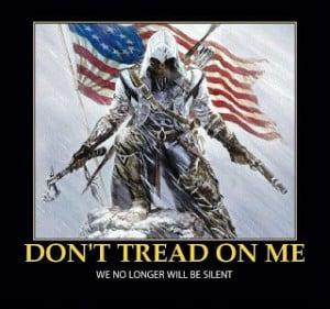 Don't Tread On Me American