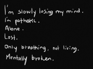 quotes about being pathetic alone and lost - Google Search