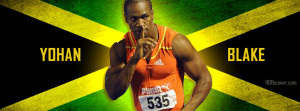 Yohan Blake facebook cover photo