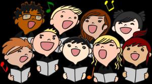angel choir clip art christmas choir clip art choirs clip art choir ...