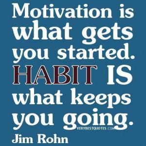 Self improvement quotes habit quotes motivation quotes jim rohn quotes