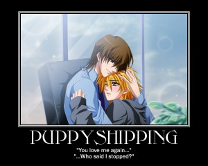 Puppyshipping (Victorious Quotes) by SlytherinTonks