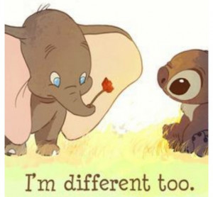 Cute Dumbo quote. Soo cute