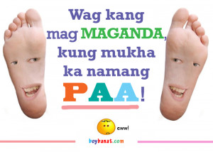 Pamatay na Banat ni Boy Banat sa mga Feeling Diosa at Nagmamaasim