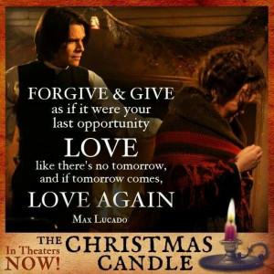 The Christmas Candle - Max Lucado