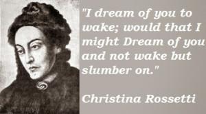 Birthday in December ~ Christina Rossetti