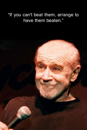 George Carlin Quotes and Jokes - Sharenator.com