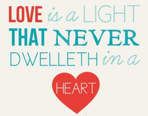 ... light, that never dwelleth in heart possessed by fear. Baha'i Quote