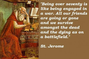 St Jerome Quotes 2