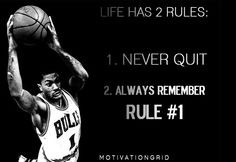 derrick rose, quote, inspirational images, image, inspiring ...