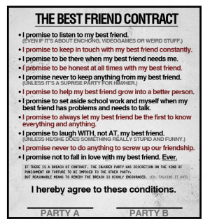 ... Name : Printable-Friendship-Contract-Coloring-Pages-of-Friendship