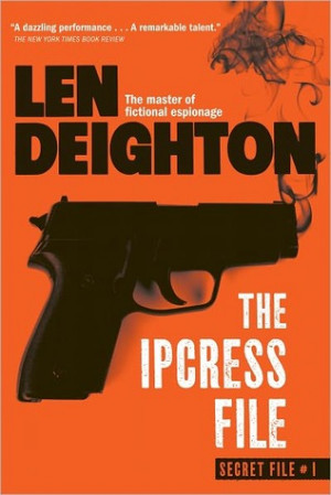 """Start by marking """"The Ipcress File"""" as Want to Read:"""