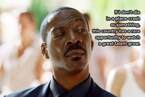 De 10 beste quotes van Eddie Murphy