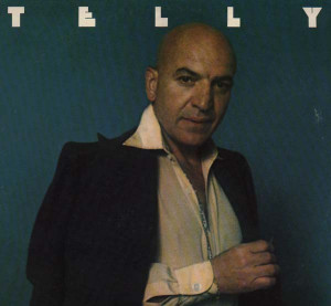 Actor Telly Savalas London