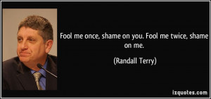 More Randall Terry Quotes