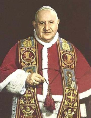 Quote of the Day (Pope John XXIII, on War)