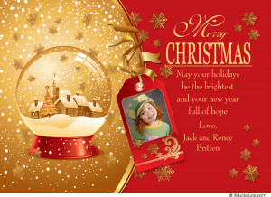 Christmas Card Messages, Verses, and Sayings