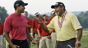Angel Cabrera Tiger Woods