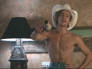 05 Brad Pitt as