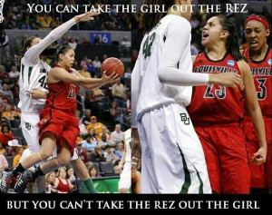 Rezball--and she's hot as hell!