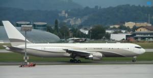 Roman Abramovich Plane