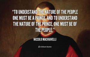 The Prince Niccolo Machiavelli Quotes