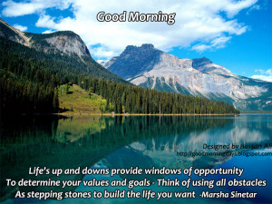 Good Morning Wednesday Inspiring Quotes for the day