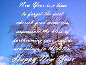 and do new things in the future happy new year