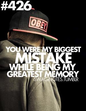 My Biggest Mistake